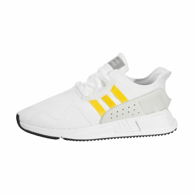 designer fashion 615a6 0742a adidas Originals EQT Cushion ADV Yellow White Cq2375