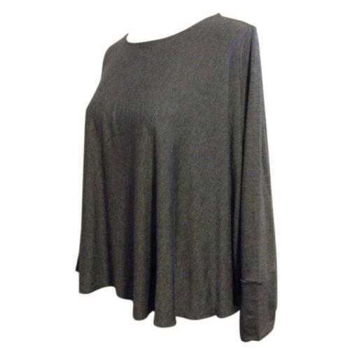 Serena Williams Signature Women/'s Long Sleeve Shirt 82/% Polyester Nice Fabric