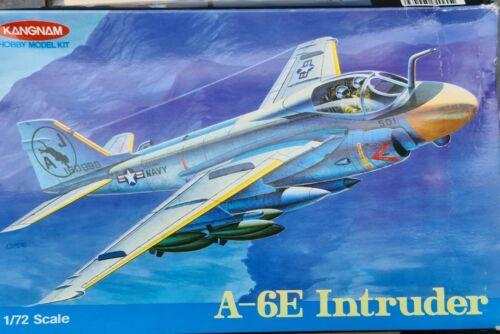 Kangnam a-6e Intruder 1//72 Scale Model Kit#OVP#Selten