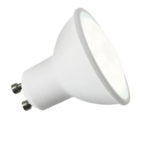 Cool White or Daylight 5 x Knightsbridge 5w LED GU10 Lamps//Bulbs Warm White