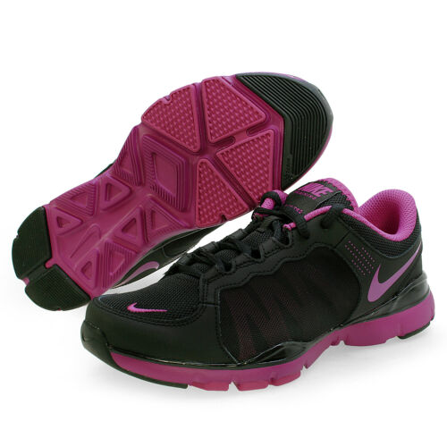 da 4 ginnastica Scarpe Uk Nike nere Wmns magenta Trainer Flex 5 7 2 viola qZwfPd5xw