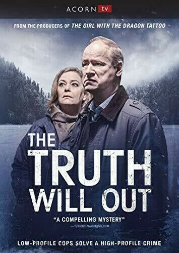 Rlj Distribution Solution Damp2752d Truth Will Out Series 1 Dvd For Sale Online Ebay