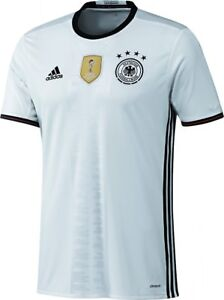 Adidas Performance Enfants Dfb Home Jersey Maillot Home Équipe Nationale Blanc