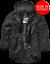 Brandit Marsh Lake Parka S-XXL Teddyfell Fishtail Manteau Outdoor Veste d/'hiver