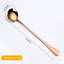 Nice-Long-Handle-Soup-Drink-Spoon-Stainless-Steel-Ice-Cream-Coffee-Tea-Spoons thumbnail 20