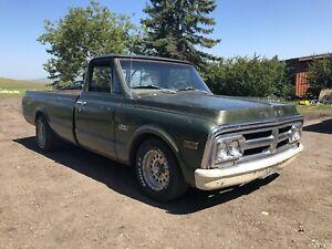 1972 GMC 1/2 Ton