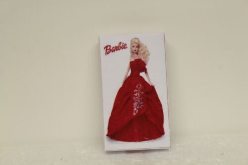 Maison de poupées handcrafted box barbie
