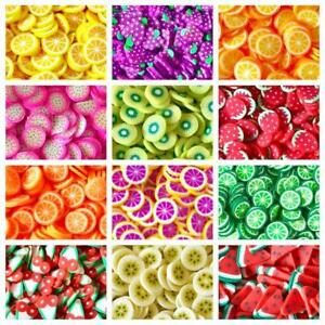 10-g-Kawaii-faux-faux-Mini-Fruits-Fimo-Clay-Tranches-Decoden-Paillette-Slime-Crafts