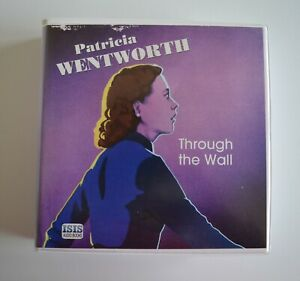 Through-the-Wall-by-Patricia-Wentworth-Unabridged-Audiobook-9CDs