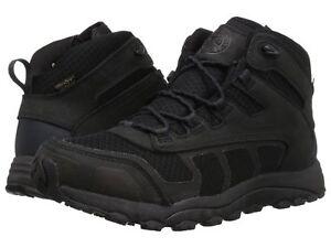371ae480861 Details about Irish Setter DRIFTER Mens Black 2808 Waterproof Hiking Boots
