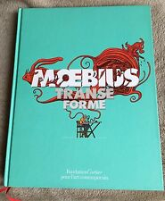 Moebius Catalogue Transe Forme NEUF Fondation Cartier EO 2010 ART BOOK