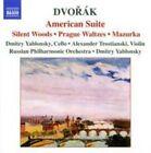 Dvork: American Suite; Silent Woods; Prague Waltzes; Mazurka (CD, Nov-2004, Naxos (Distributor))
