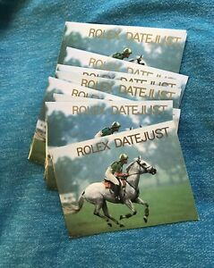 Rolex-DateJust-Booklet-USA-from-90s-Choose-Date