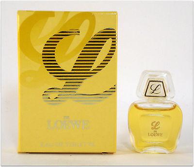 L de Loewe Eau de toilette 5 ml. 0.17 fl.oz. Miniatura de perfume Para colección   eBay