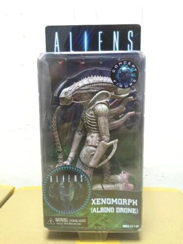 Aliens Series 9 Private Ricco Frost Jenette Vasquez Xenomorph Drone Figure Toy
