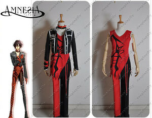 Image Is Loading Anime Amnesia Shin Clothing Cosplay Costume Custom With