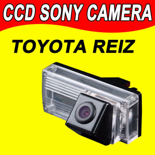 CCD car reverse rear view camera auto for Toyota New Reiz land cruiser prado GPS