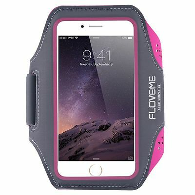 Sports Gym Running Exercise Armband for iPhone 6 6s Plus Arm Band Case Holder