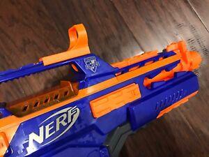 Image is loading Nerf-Gun-Tactical-Red-Dot-Reflex-Sight-3D-