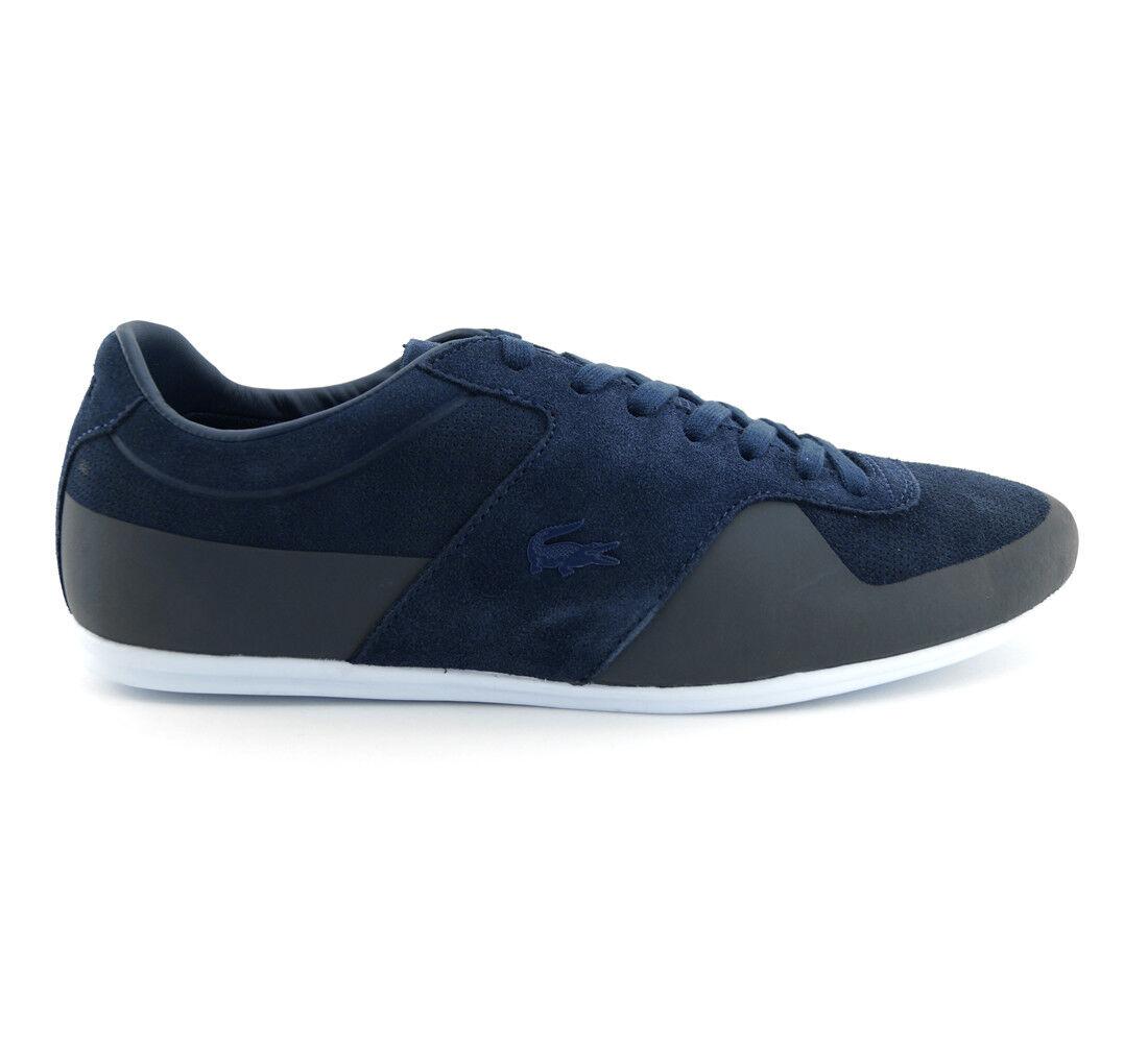 newest collection d0082 ddc3c Lacoste Schuhe Turnschuhe Turnier 216 1 CAM Blau Blau Blau ...