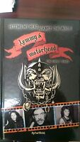 Lemmy Motorhead The Early Years Hitting My Head Against The Wall Book Paul Welsh
