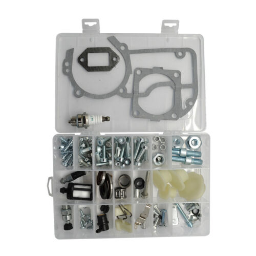 FOR STIHL MS260 MS360 MS440 MS441 MS460 MS461 MS660 SCREWS HARDWARE Kit