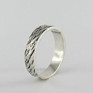 Ring 925 Sterling Silber - Damenring Silberring Herrenring Bandring schmal Ino52