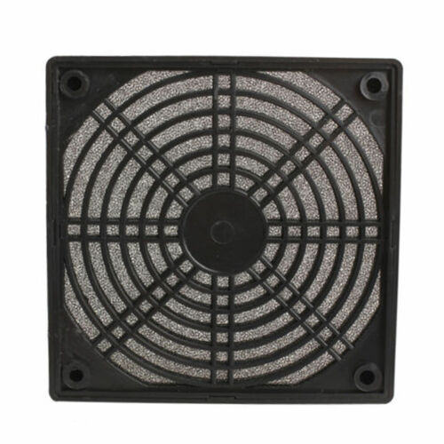 Dustproof 120Mm Mesh Case Cooler Fan Dust Filter Cover Grill For Pc//Computer GF