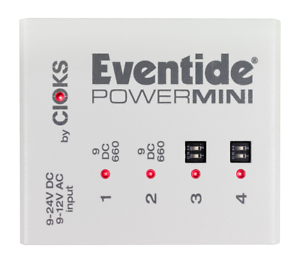 Used Eventide PowerMini Expander Kit Isolated Guitar Power Supply