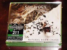 Soilwork: A Predator's Portrait / Natural Born Chaos 2 CD Box Set 2016 NB NEW