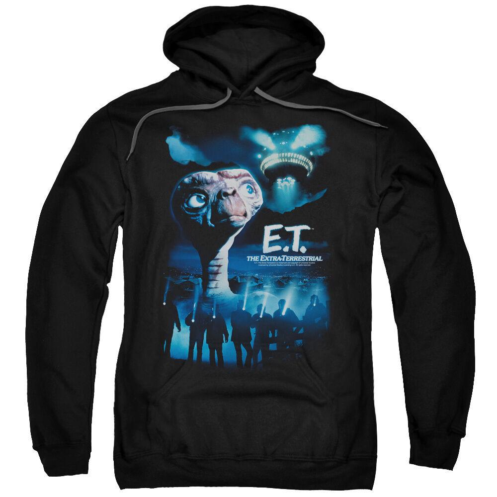 E.T. ET Extra-Terrestrial Movie GOING HOME Adult Sweatshirt Hoodie