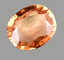 thumbnail 3 - AAA+ Ceylon 12.55 Ct Natural Padparadscha Sapphire Oval Cut Gemstone -CERTIFIED