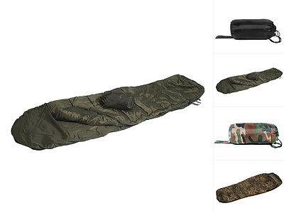 Mil-Tec Mumienschlafsack Commando Mumien Schlafsack Outdoor Camping Trekking