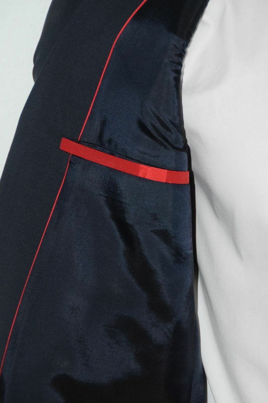 HUGO BOSS SAKKO, Mod. Alim2S, Gr. 98, Slim Slim Slim Fit, Dark Blau | Umweltfreundlich  5a20a9