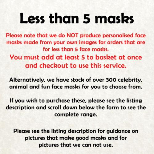 Jedward-John Grimes carta delle Celebrità Maschera divertente per feste!