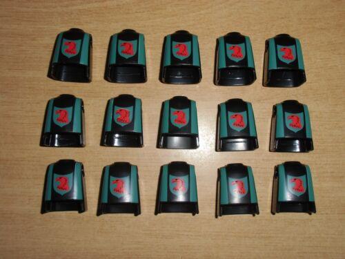 torses Playmobil CUERPOS MEDIEVAL,organismes Playmobil