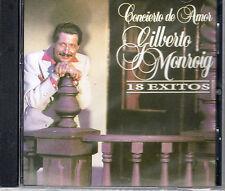 GILBERTO MONROIG - 18 CANCIONES DE AMOR - CD