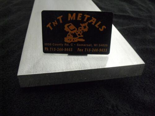 "3//8/"" Aluminum 6/"" x 18/"" Bar Sheet Plate 6061-T6 Mill Finish"