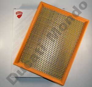 NEW-OEM-Air-filter-for-Ducati-Monster-400-620-695-800-1000-S2R-S4-S4R-S4Rs-SS