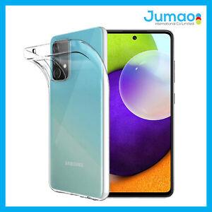 """Coque de protection souple silicone transparente pour Samsung Galaxy A52 6.5"""""""
