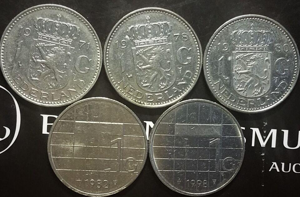 Vesteuropa, mønter