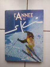 Gilles Chappaz L'année du ski 86 / 87 ( 1986 / 1987 )