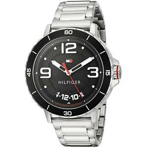 59afe4e75e84 Tommy Hilfiger 1791252 Men s Quartz Stainless Steel Casual Watch ...