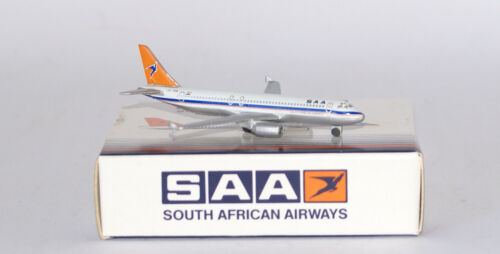 Schabak Airbus a320-231 SOUTH AFRICAN AIRWAYS 1st versione in scala 1:600