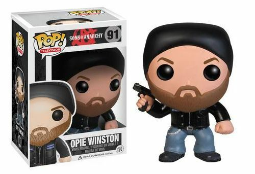 Funko Pop  Opie Winston Sons of Anarchy serie  91 Vinyl Collectible Figure