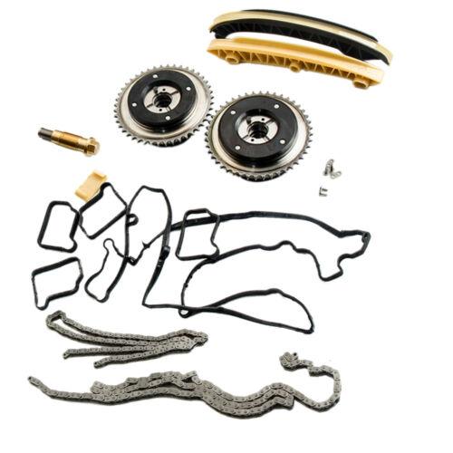 For Mercedes Benz W204 M271 1.8 L PETROL TIMING CHAIN KIT  VVT CAMSHAFT GEAR