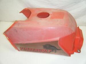 Fuel-Gas-Tank-Plastic-Top-Cover-93-94-95-96-Yamaha-Timberwolf-YFB250-YFB-250-2WD