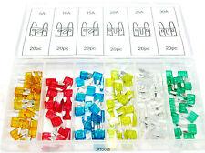 Automotive / Car Mini Blade Fuse 120pc Assorted Set / Kit TZ  AU303