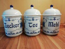Mehl Porzellan Gefäß | eBay