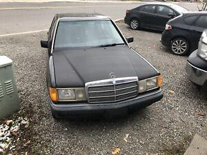1993 Mercedes benz